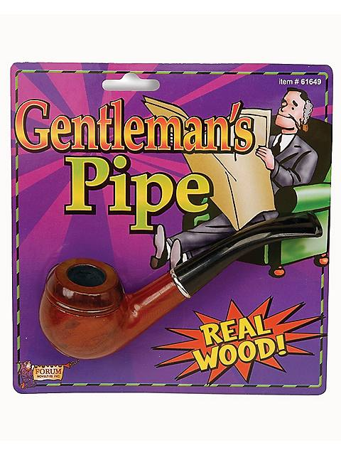 Gentlemans Smoking Pipe $6.99 AT vintagedancer.com