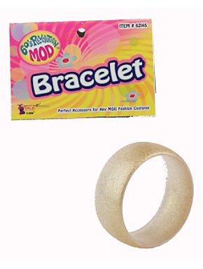 Gold Mod Bangle Bracelet