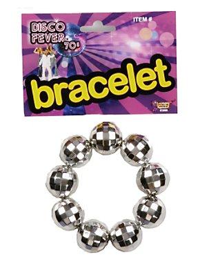 1970's Disco Ball Bracelet