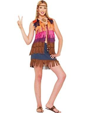 Hippie Fringed Vest