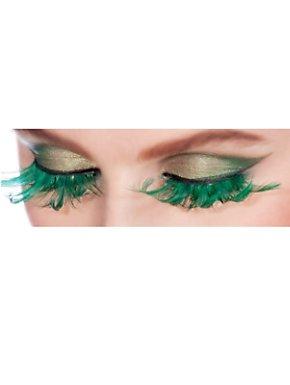 Fairy Emerald Green Eye Lashes