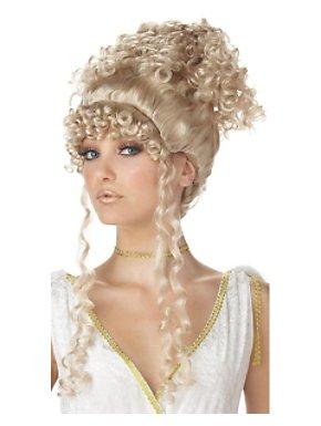 Adult Blonde Athenian Goddess Wig