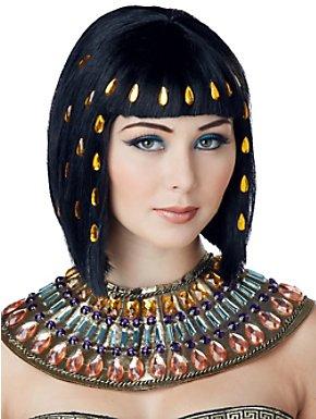 Jeweled Nile Wig