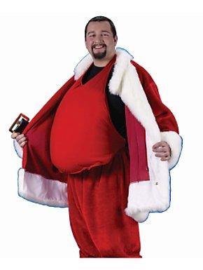 Santa Belly Vest