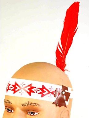 Deluxe Indian Headband