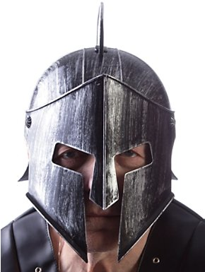 Men's Knight Helmet
