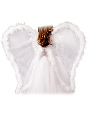 Child's Annabelle Angel Wings