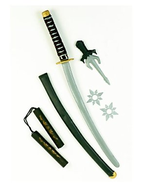 Ninja Weapon Pack