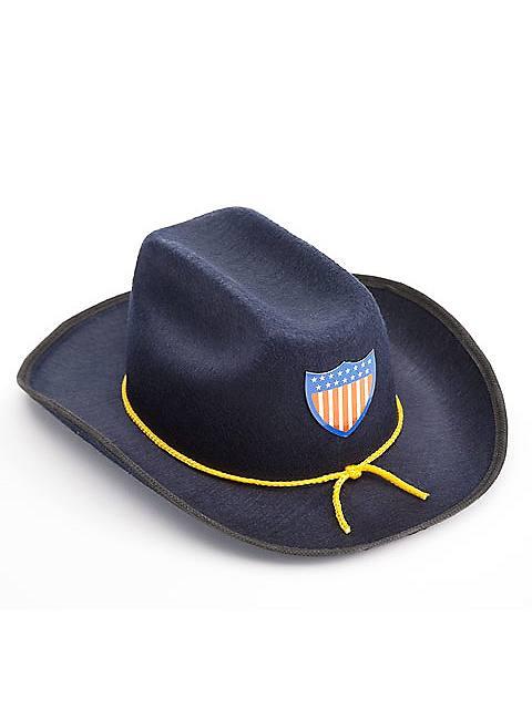 Civil War Union Officer Hat $9.99 AT vintagedancer.com