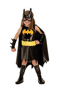 Batgirl Toddler Costume