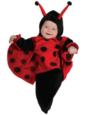 Click Here to buy Baby Lady Bug Costume from Wholesale Halloween Costumes