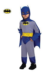 Infant Blue and Gray Batman Costume