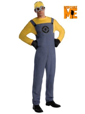 Minion Dave Despicable Me  Costume Adult