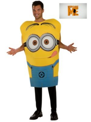 Dave Despicable Me Minion Costume for Adults