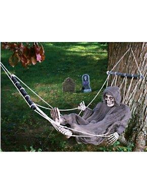 "96"" Lazy Bones Reaper with Hammock"