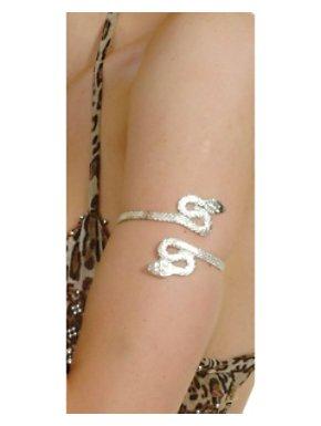 Gold Snake Armband