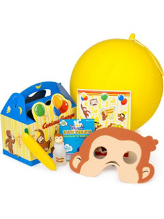 Curious George Party Favor Box