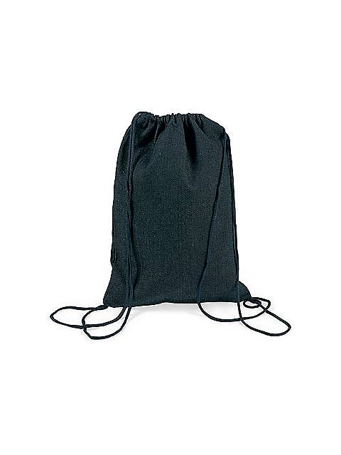 Denim Drawstring Backpack (each)