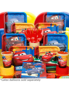 Cars Birthday Party Kit