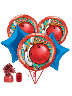 Bowling Party Balloon Kit