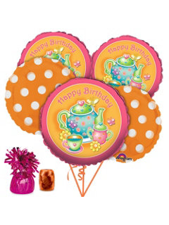 Tea Party Balloon Kit