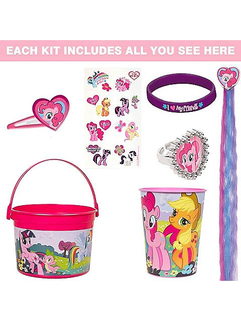 Ultimate My Little Pony Favor Kit