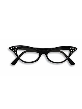 Black 50s Glasses