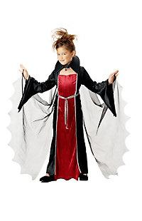 Girls horror costumes kids horror halloween costume for a girl