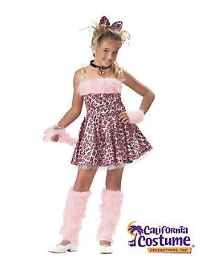 Kids Purrty Kitty Costume