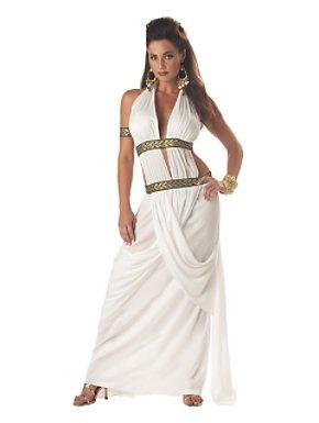 Adult Spartan Queen Costume