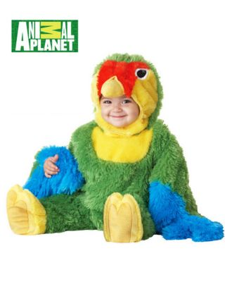 Click Here to buy Baby & Toddler Love Bird Costume from Costume Super Center
