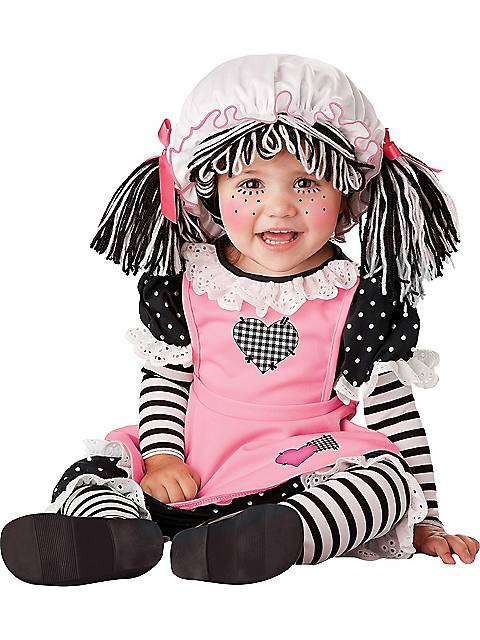 Baby Doll Costume for Toddler