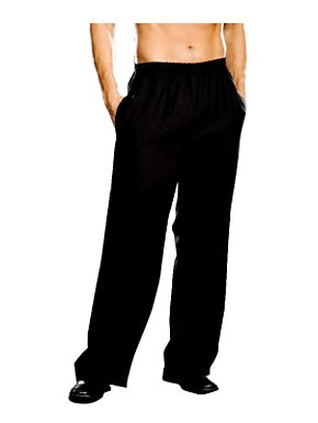 Black Costume Pants