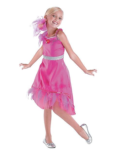Girls Hs Musical 3 Sharpay Prom Costume