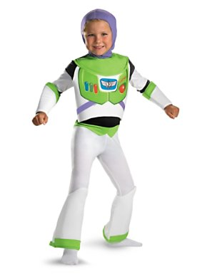 Buzz Lightyear Costume for Child
