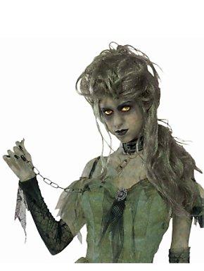 Women's Zombie Wig Lady