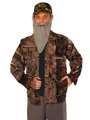 Adult Duck Hunter Camo Jacket