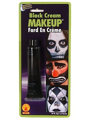 Face Paint Black