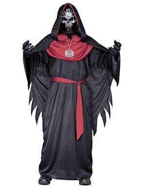 Child Emperor of Evil Costume