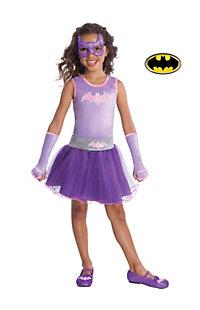 Batgirl Glitter Tutu Skirt
