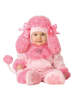 Click Here to buy Precious Poodle Baby & Toddler Costume from Wholesale Halloween Costumes