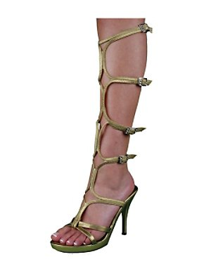 Gold Women's Sandal Adult