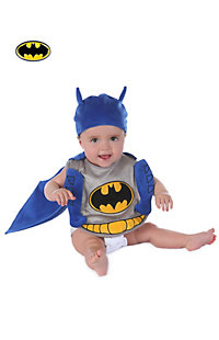 Toddler Baby Batman Unlimited Bib Set Costume