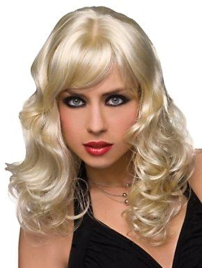 Deluxe Blonde Aubrey Wig