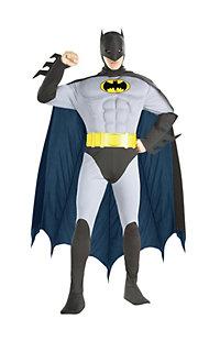 Men's Muscle Chest the Batman Costume