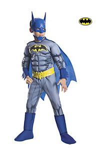 Boy's Batman Deluxe Boy's Costume
