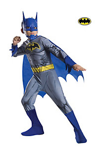 Boy's Batman H/S Costume