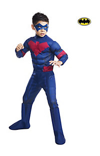 Boy's Nightwing Deluxe Costume
