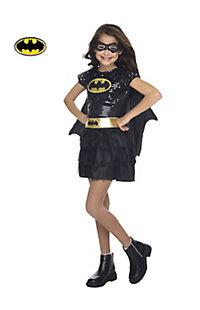 Girl's Batgirl Sequin Costume