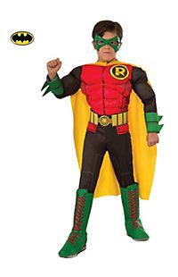 Boy's Deluxe Robin Costume